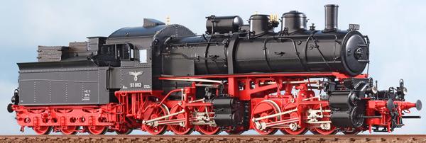 Les locomotives à vapeur articulées 824142MicroMetakitBR51