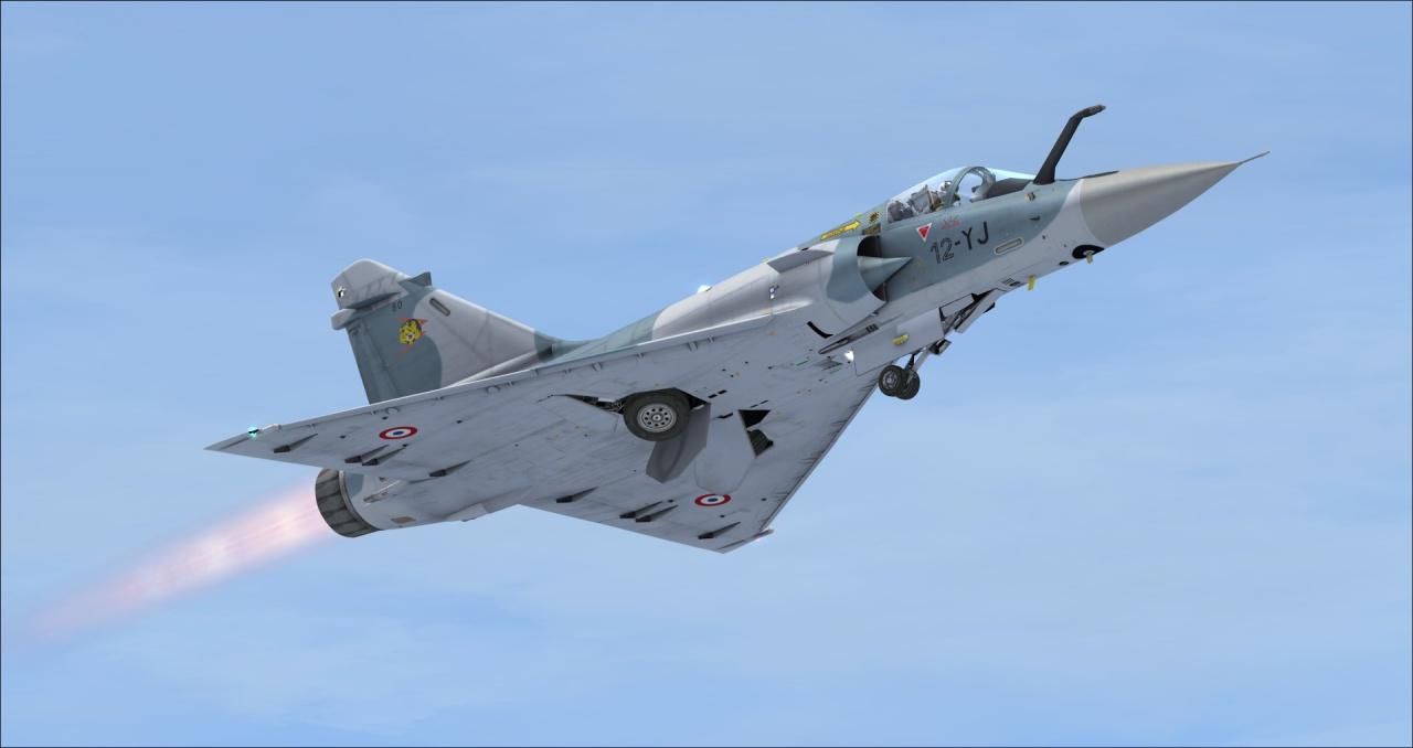 Mirage 2000-C 824606MK2TFFR1