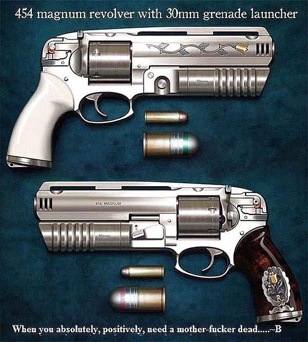 Les armes du futur (non-W40K) 824998454Magnum
