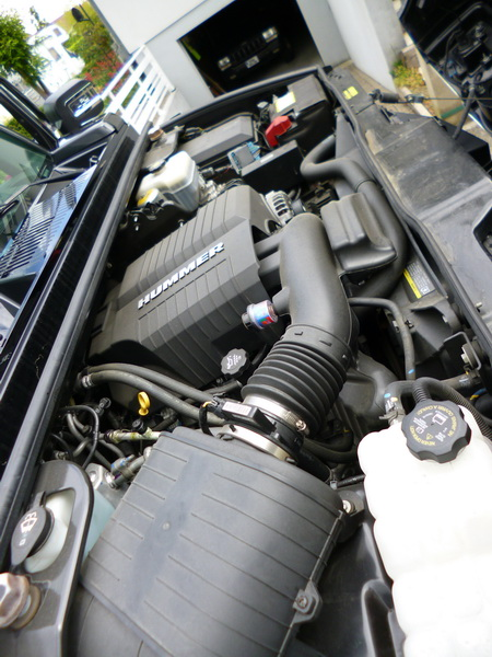 HUMMER H2 V8 6,2L Luxury 2008  (RUN) 825188P1040103