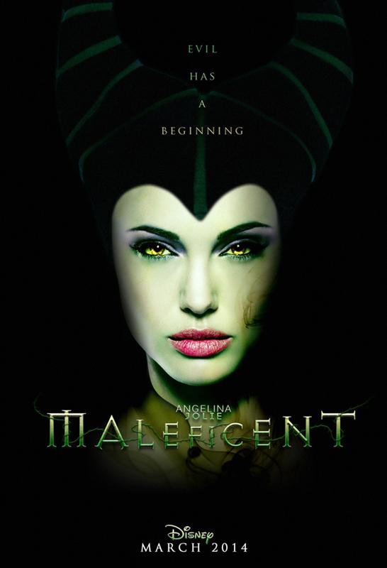 [Fan art] Affiche de Maléfique (Maleficent) 825446Posterforumv2
