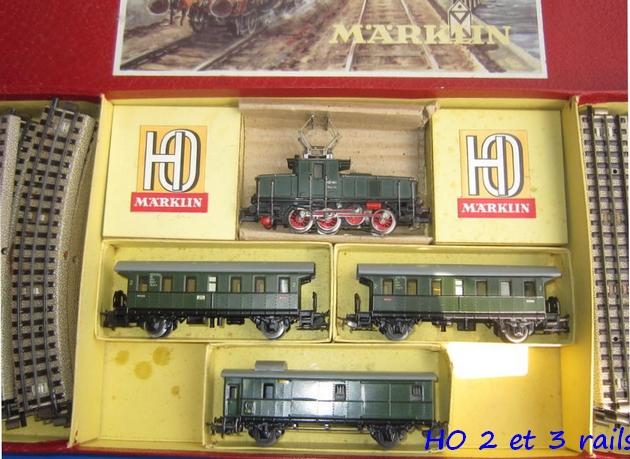 Coffrets Märklin 1936 - 1968 (rouges, noirs, verts ou bleus) 825598MarklincoffretCE800R