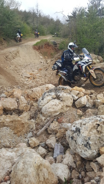 Ultimate Off Road 2016 : de Millau a Collioure, 1000 bornes de pistes en maxi trail 825646selectionUOR201614