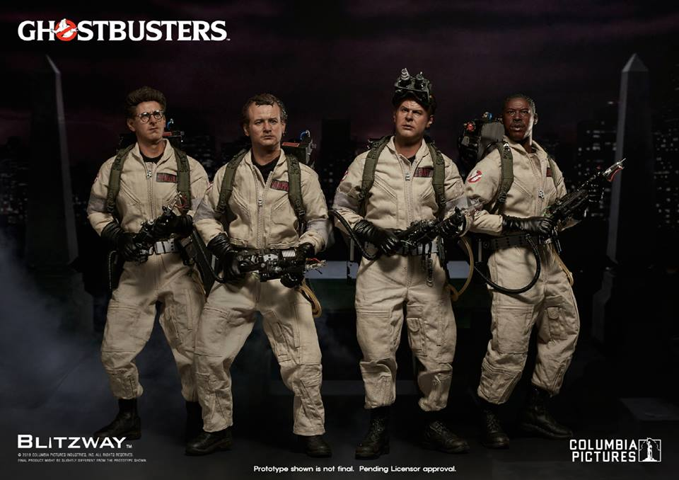 BLITZWAY : GHOSTBUSTERS 8259671369263412395076660842235891714751208426319n