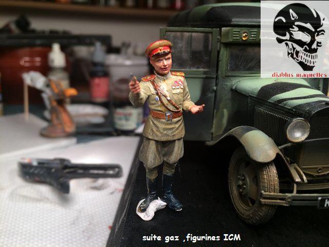 GAZ 03-30 MOD 42 - Miniart 1/35 827039figurineszis004