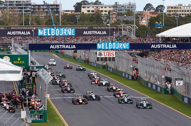 F1 : La FIA a dévoilé le calendrier définitif 2016 827147AustralianGP