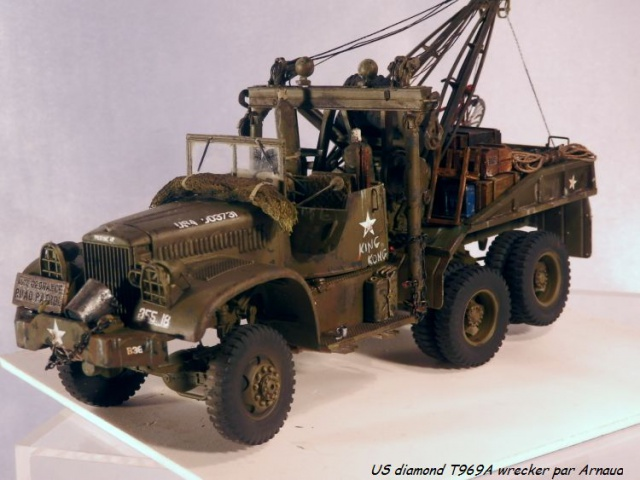 US Diamond T969A wrecker (Mirror Models 1/35) - Page 3 828101P1260080