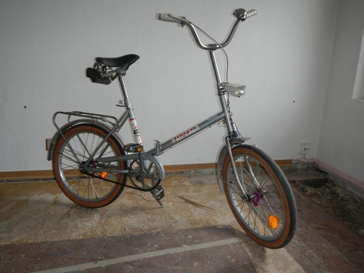 MIFA Klapprad (vélo pliant) 828890DSCN3319