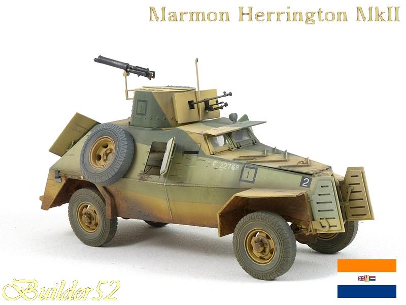 Marmon Herrington Mk.II - Grèce 1941 - IBG 1/35 829474P1040882