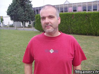 Hommage à Christophe Gayraud, papa de Nightmare Busters 829523christophecrissegayraud21