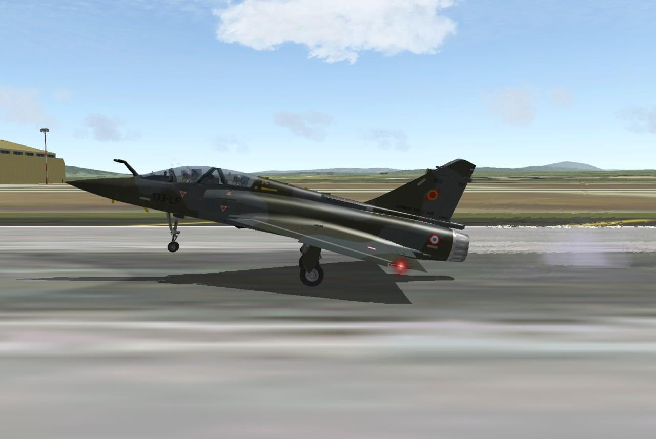 Mirage 2000D - Falcon BMS 4.32 83007220130729h