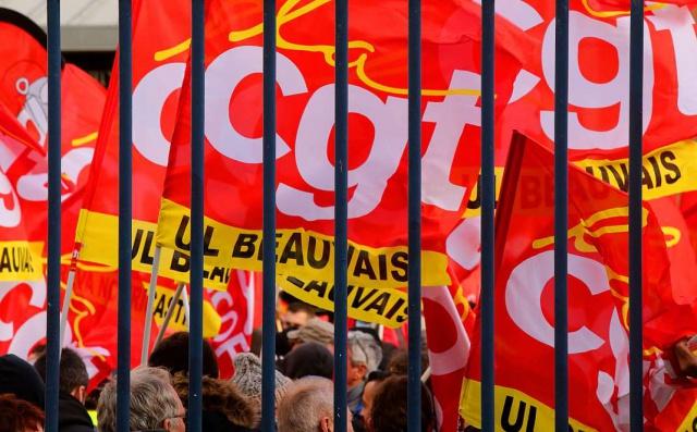Bisbilles à la CGT sur la « lutte » contre la loi travail 830367381