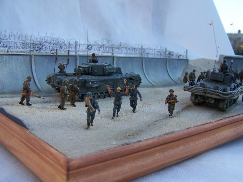 """Juno Beach"" 06.06.1944 Le Fort Garry Horse débarque... 8303691007485"