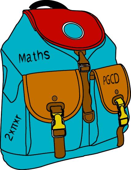 [Clos] Chacun son sac 830568MATHS
