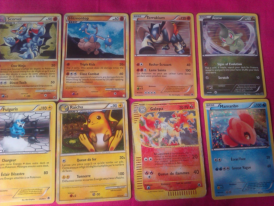 Cartes Pokémon (Boosters, Echanges...) 830860IMAG0952