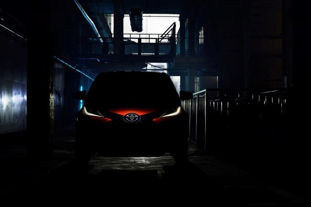 Salon de Genève 2014 : La nouvelle Toyota AYGO au coeur de la fête      831236nouvelleToyotaAYGO