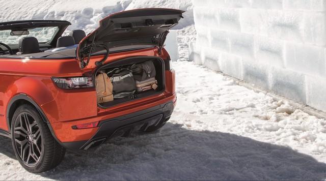 Range Rover Cabriolet, Un SUV Pour Toutes Les Saisons 831910RREVQConvertibleInterior09111515