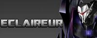 Eclaireur Decepticon