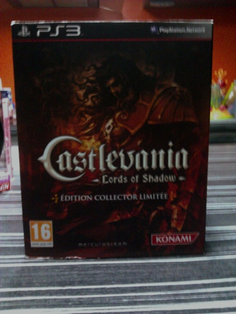 La collec à Goten62 ---castlevania---PC Engine--- 833496WP20140104001