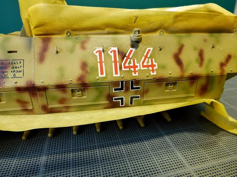 sdkfz - SdkFz 251 / 9  Tamiya / AFV 833707P1060623Copier