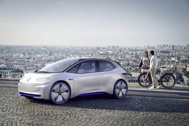 La première mondiale de l'I.D. lance le compte à rebours vers une nouvelle ère Volkswagen  833991volkswagenidconceptdesign0006