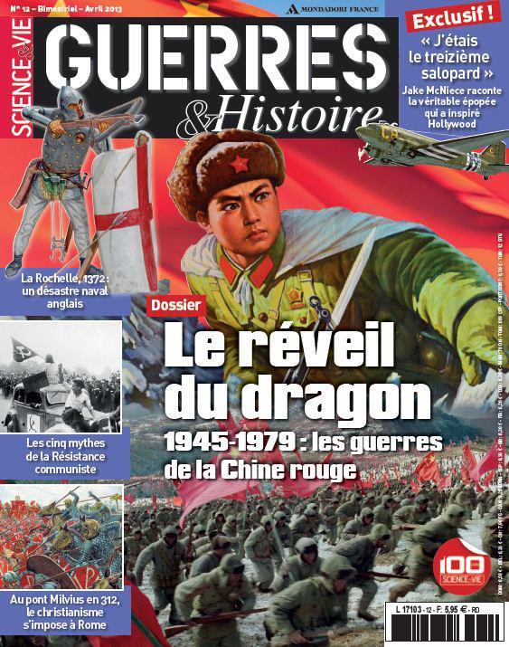 [Magazine] Guerres et Histoire 834218GuerresetHistoireN12