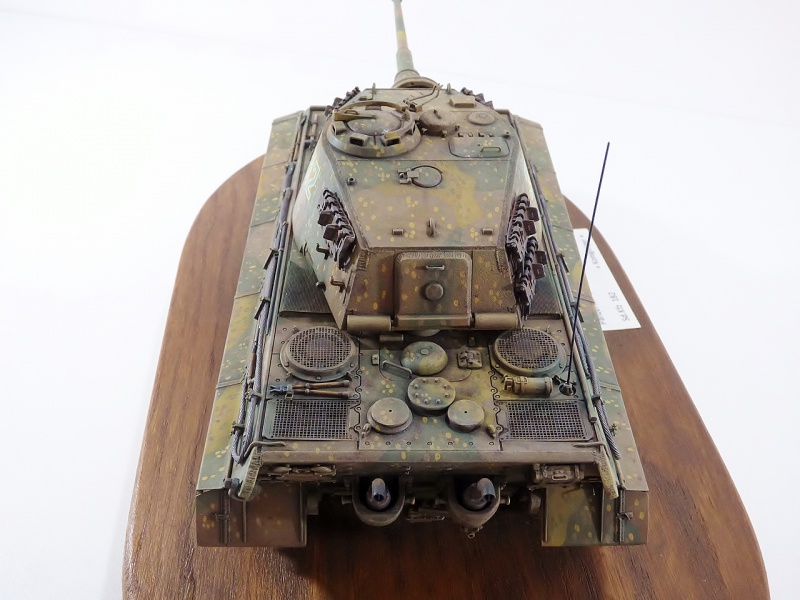 tiger - King Tiger Sd.Kfz.182 Henschel Turret Takom 1/35 834824P1060526Copier