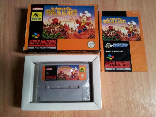 Prupru's Collection ! 100% Super Nintendo et 200% Super Comboy !! - Page 2 834837AnAmericanTailFievelvaalOeste