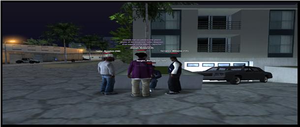 216 Black Criminals - Screenshots & Vidéos II 835830samp016