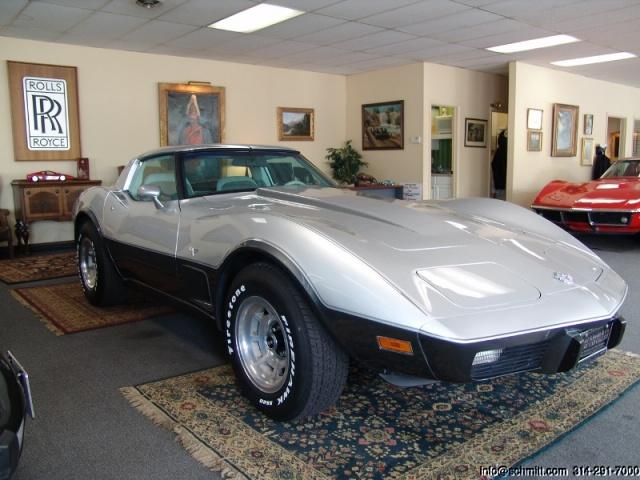 chevrolet corvette 25 th anniversary de 1978 au 1/16 - Page 2 836225corvette197825thanniversary0