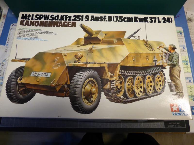 sdkfz - SdkFz 251 / 9  Tamiya / AFV 836398P1050952Copier