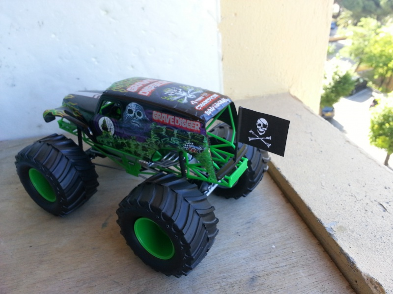 Grave Digger. 83692720160610092214