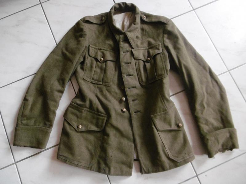 Le matériel et l'uniforme des prisonniers de guerre 837414P1040930