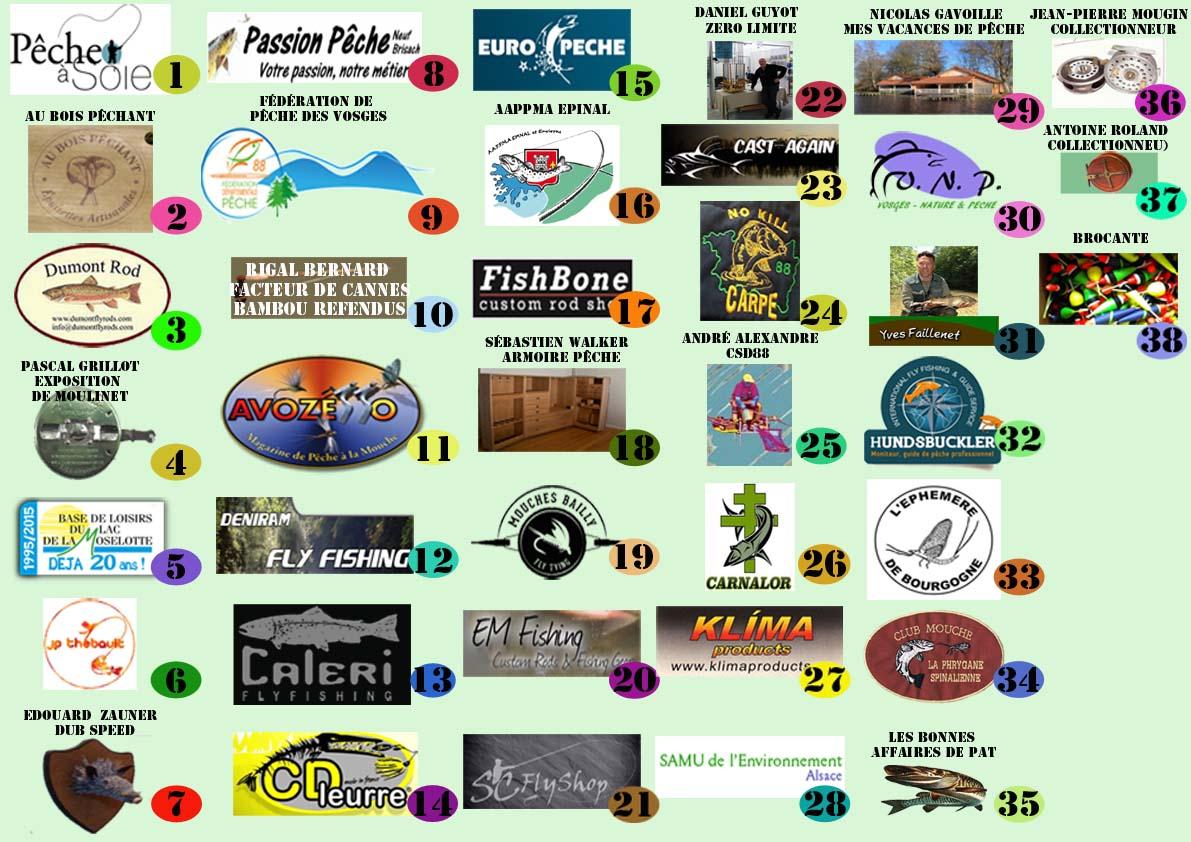 Salon de la pêche d'Epinal - 28 et 29 novembre 2015 837536listeexposantleger
