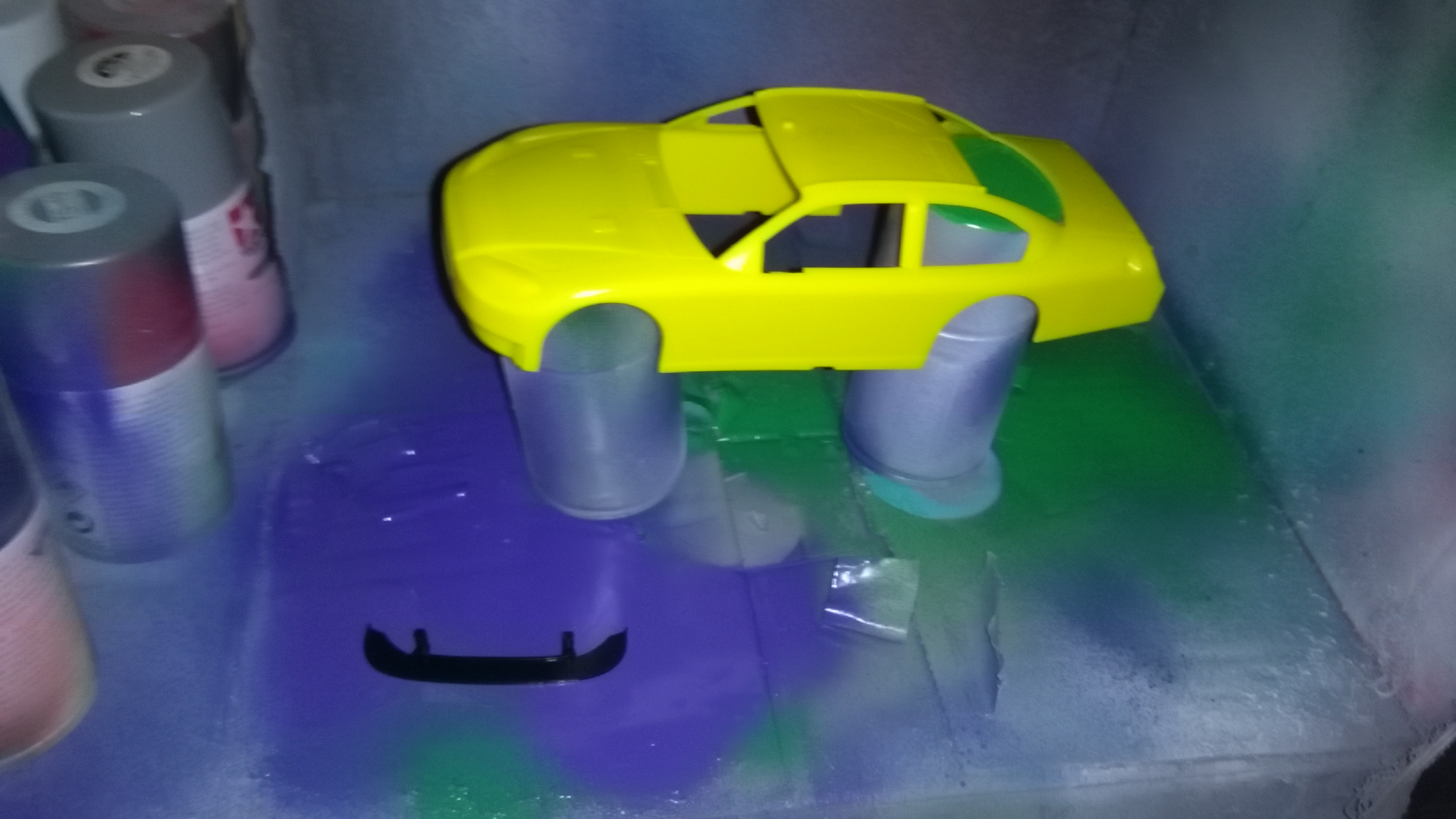 [WIP] Chevy Impala COT 2007 #1 Truex jr Bass pro shop 837666IMG20160417153144