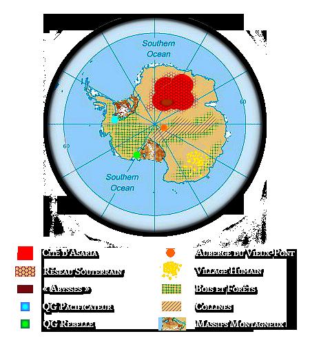 Asaria et ses terres 837897476715MAPII