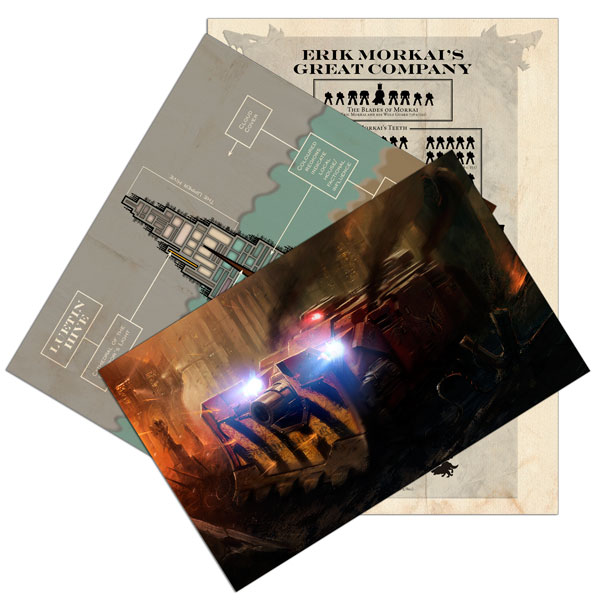 [Space Marine Battles] Bloodspire & Deathwolf (audio dramas) 838270bsdwcontentlarge