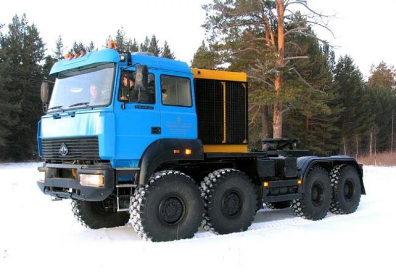Truck 8x8x4, Taganay 8383991291395706