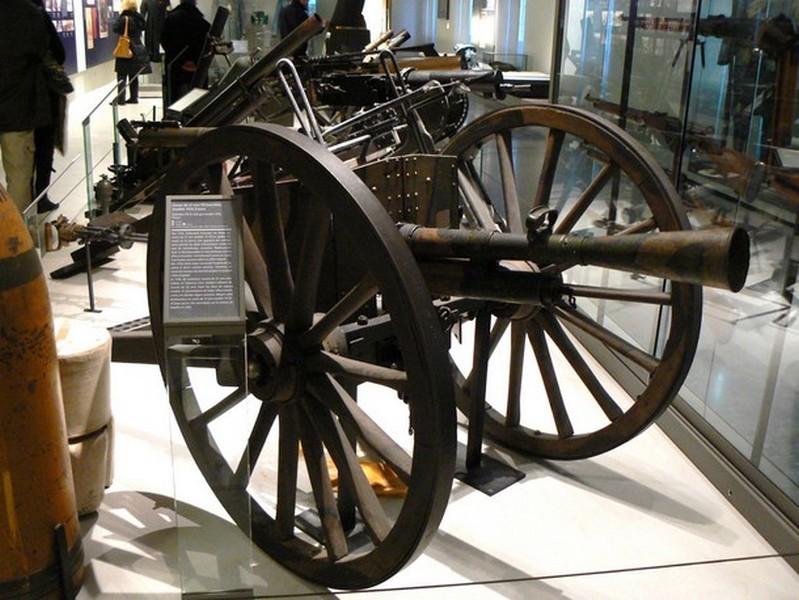 pièce d'artillerie 838585Arme123