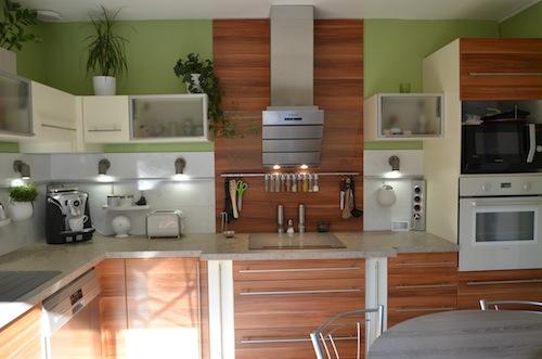 relooking cuisine photo de la nouvelle cuisine. Black Bedroom Furniture Sets. Home Design Ideas