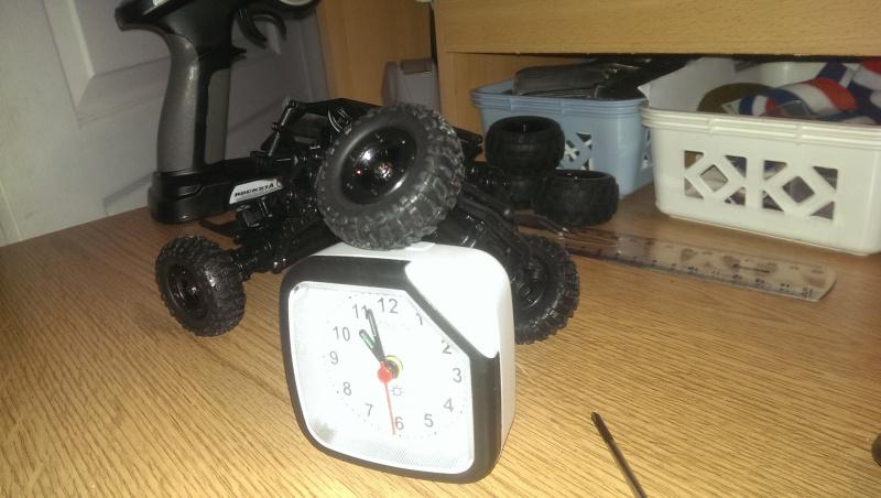 Mini Crawler Bacher Rocksta 1/24 839300IMAG2252