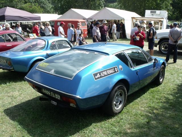 23e rassemblement de véhicules anciens et d'exception de Verna (38) - 2013 83940021RenaultAlpine