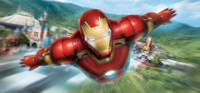 [Hong Kong Disneyland] Iron Man Experience (11 janvier 2017) - Page 4 840495w121