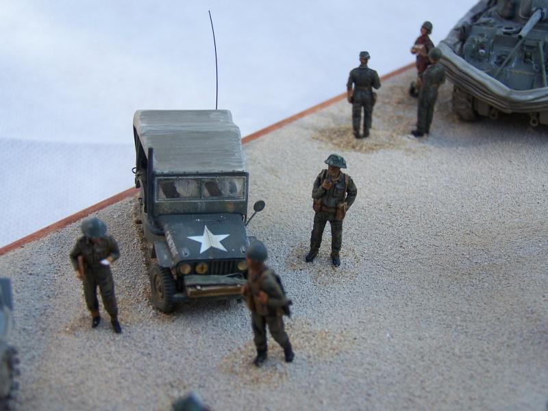 """Juno Beach"" 06.06.1944 Le Fort Garry Horse débarque.... 8408011007499"