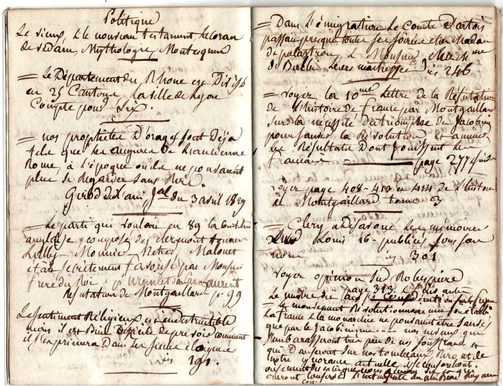 quels étaient les livres que Napoléon lisait ? 842049scan7