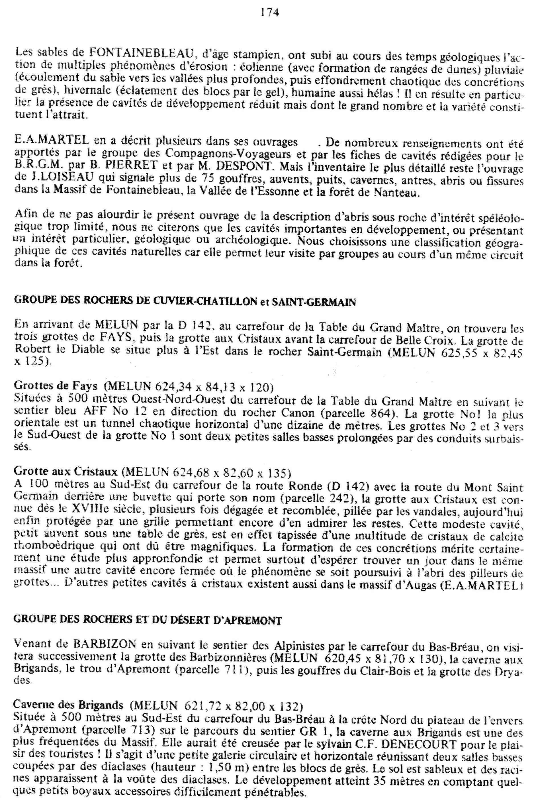 sauvetage Fontainebleau 842060fontp174