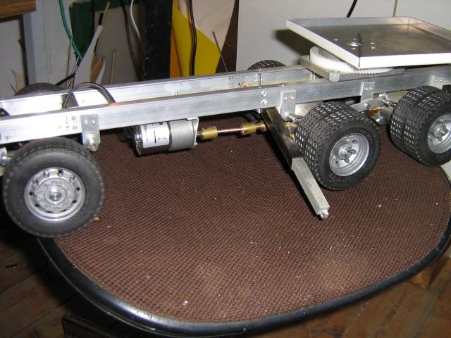 Autoportée Atkinson, camion grue à flèche treillage de dépannage époque 1940.  842238IMG0991
