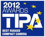 TIPA AWARDS 2012 pour l'Optio WG-2 842366tipa