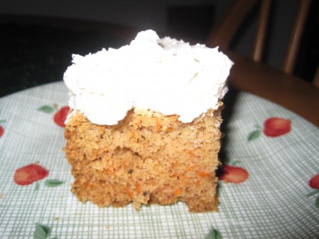 Gâteau aux carottes Five Roses 84256216septembre2012014