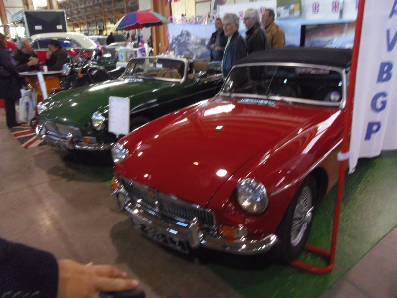 Salon Auto Moto Prestige et Collection 2016 à NÎMES 842603automotoretroNIMES2016264